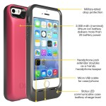 OtterBox Resurgence Charging Case for iPhone 5/5S