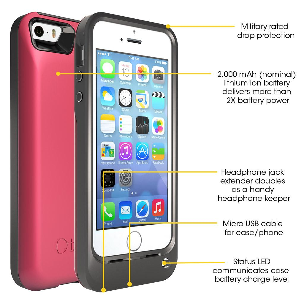 OtterBox Resurgence Case for iPhone 5 5S