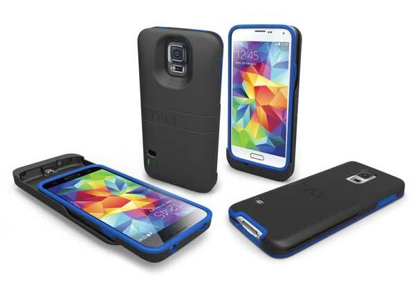 Tylt Samsung Galaxy S5 Charging Case